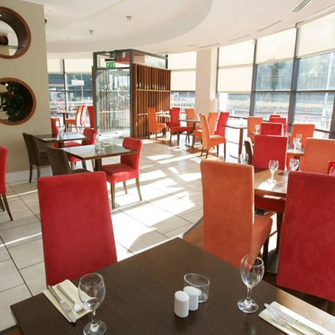 Brú Bistro - gourmet food and drink on the banks of the Boyne in Drogheda